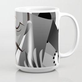 third eye mentalist with eyes background Coffee Mug