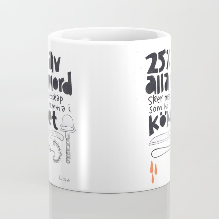 I köket Coffee Mug