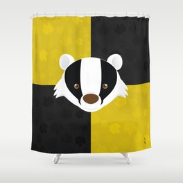 The Badger of Loyalty (Limited 2018) Shower Curtain