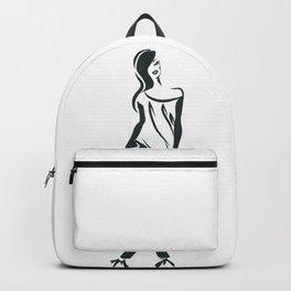 Skinny Backpack