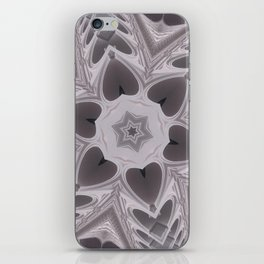 Hearts (from arches in the Bom Jesus church in Old Goa (# 2)) iPhone Skin