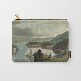West Point, from above Washington Valley (1834) Carry-All Pouch