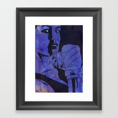 Boxing Club 7 Framed Art Print