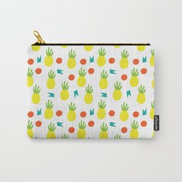 Abstract Pineapples Carry-All Pouch