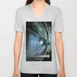 Intergalactic Unisex V-Neck