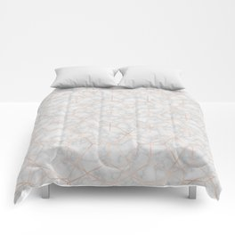 Marble With Party Comforters