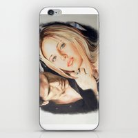 buffy the vampire slayer iPhone & iPod Skins featuring Buffy - The Vampire Slayer by ChiaraG27