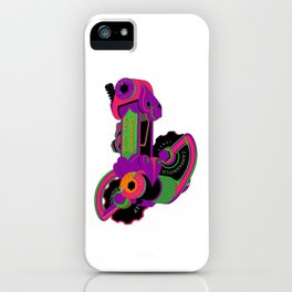 The World's Most Famous 70's Derailleur, One Cool Cat iPhone Case