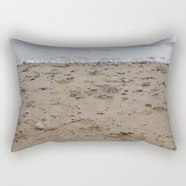 Beach Vibes - Argyll - Scotland - West Coast Rectangular Pillow