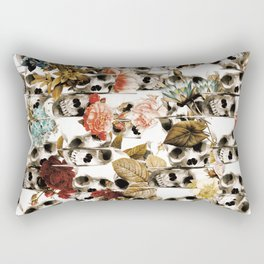 Glitch Fall Rectangular Pillow