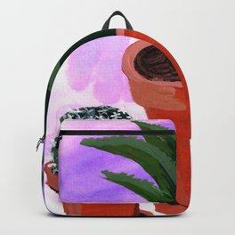 Gauche Succulents Backpack