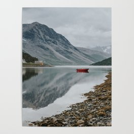 Norway I - Landscape and Nature Photography Poster