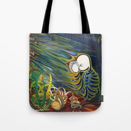 For Thou Art The True Nourishment Tote Bag