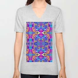 Dizzy Too Two Unisex V-Neck