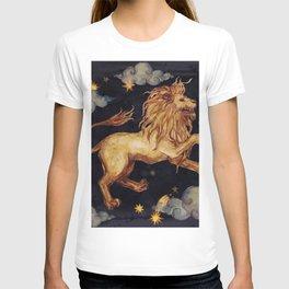 Zodiac sign Leo T-shirt