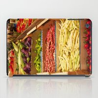 vegetables iPad Cases featuring Vegetables by Toni-Ann Langella