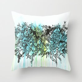 And then... Throw Pillow