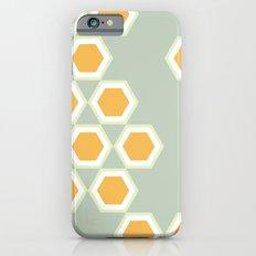 Moroccan Style Orange. iPhone 6s Slim Case