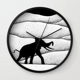 Elephants Dream Wall Clock