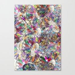 Baby in Utopia - Enkhbulgan Selenge Canvas Print