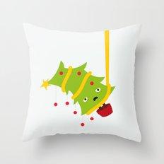 Hanging Tree Throw Pillow