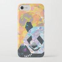 pandas iPhone & iPod Cases featuring Pandas by DanielleArt&Design