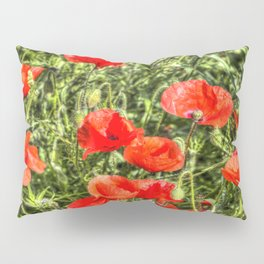 Poppys Of Summer Pillow Sham