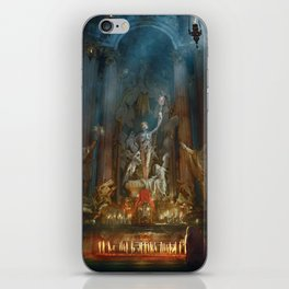 The Relics of St. Cani iPhone Skin