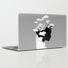 It's a cloudy day Laptop & iPad Skin