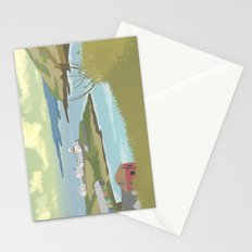 Roches Point Speedpainting Stationery Cards