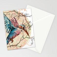 Toxiphobia Avis Stationery Cards