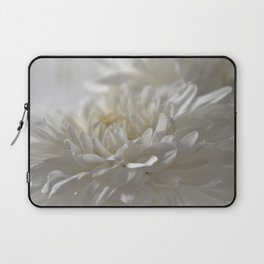 Chrysanthemum Textures Laptop Sleeve