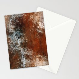 Marbled Structure 4C Stationery Cards