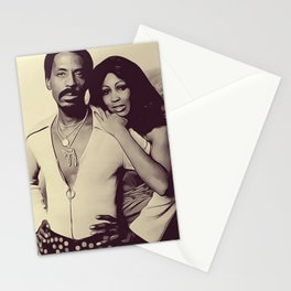 Ike and Tina Stationery Cards