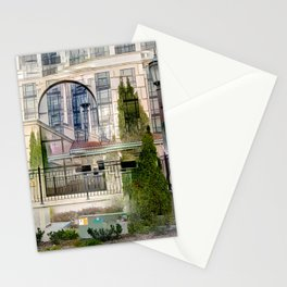 """00:15:58, """"Acquired Aberration"""" series Stationery Cards"""