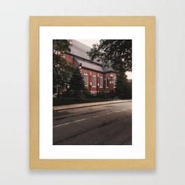 Iphone Untitled 17 Framed Art Print