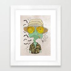 Rango Duke Framed Art Print