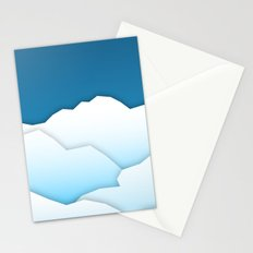 Paper Clouds Stationery Cards