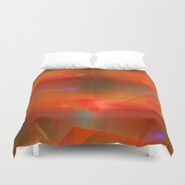 3D abstraction -31- Duvet Cover