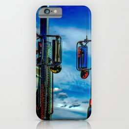 Trucking iPhone Case