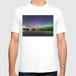 Shooting Star Aurora at Lanes Cove T-shirt