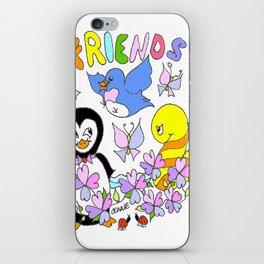 """""""Friends"""" iPhone Skin"""
