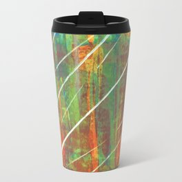 Colors and Lines #2 Travel Mug