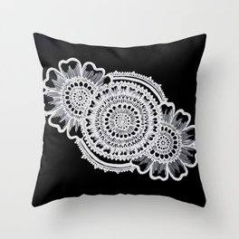 Sneha (Love) #1 Inverted Throw Pillow