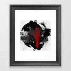 Random #5 Framed Art Print