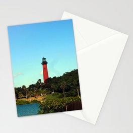 Jupiter Lighthouse Stationery Cards
