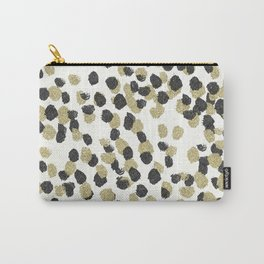 Leopard Glam Carry-All Pouch