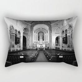 Saint Peter's church Rectangular Pillow