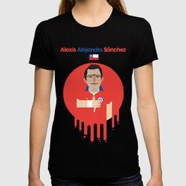 Alexis Sanchez - Chile T-shirt