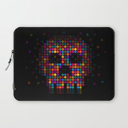 A Colorful Death by Qixel Laptop Sleeve